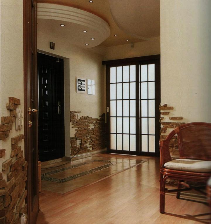 Отделка откосов межкомнатных дверей фото 7